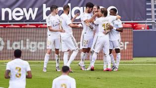 El Real Madrid buscará seguir en la senda de la victoria y seguir tocando con las manos el título de Liga. Los de Zidane están a 1 punto del FC Barcelona tras...
