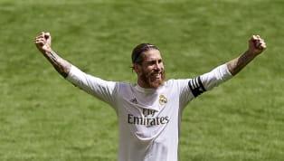 Đội trưởng Real Madrid Sergio Ramos thiết lập cột mốc ghi bàn xuất sắc hơn bất kỳ cầu thủ nào sau khi lập công hạ Athletic Bilbao mới đây. Real thắng Bilbao...