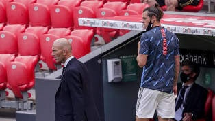 Real Madrid boss Zinedine Zidane has admitted he hasn't spoken to Gareth Bale despite the fact the Welshman has departed for London to complete a loan move to...