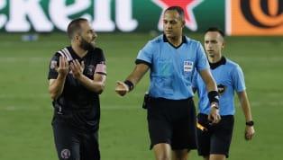 Gonzalo Higuain perde la testa in Mls. Dopo essere finito al centro delle polemiche per l'errore sbagliato all'esordio ed un accenno di rissa che ne faceva...
