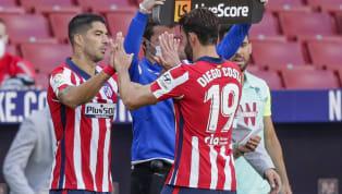Luis Suarez a joué ses premières minutes avec l'Atletico ce week-end. Le buteur uruguayen a participé au large succès des siens face à Grenade (6-1) en se...