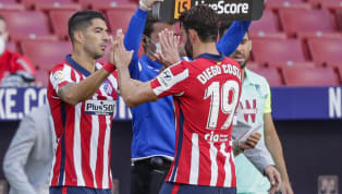 Atlético Madrid striker Diego Costa has joked that he is excited about being part of the most aggressive strike partnership in history alongside Luis Suárez....