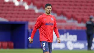 El delantero uruguayo vuelve a entrenar con sus compañeros después de prácticamente un mes de su último partido con el club rojiblanco. El positivo por...