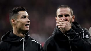 Giorgio Chiellini praised Cristiano Ronaldo and said theJuventusstar went to another level when it came to theChampions League. TheBianconeripulled off a...