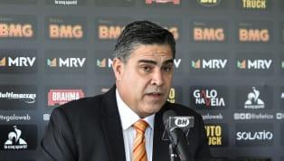 O presidente do Atlético-MG, Sérgio Sette Câmara, afirmou em entrevista à Rádio Itatiaia que sua prioridade nos últimos meses à frente do clube não é...