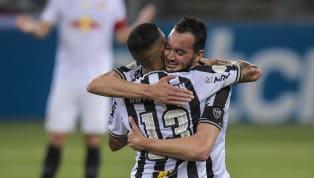 Réver foi o autor do primeiro gol da vitória do Atlético-MG por 2 a 1 sobre o Red Bull Bragantino, neste domingo, pela 10ª rodada do Campeonato Brasileiro....