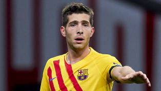 Barcelona have been hit by a coronavirus scare after announcing that Sergi Roberto has tested positive for COVID-19. The 28-year-old has not featured for the...
