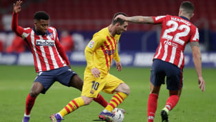 Sinal amarelo ligado no Barcelona. O elenco blaugrana foi testado, como visitante, frente ao forte Atlético de Madrid. Mas não passou no teste: derrota por 1...