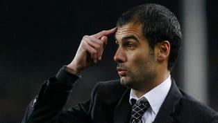 Barcelona altyapısında yetişen ve 11 sezon bu takımın formasını giyen Pep Guardiola, teknik direktörlük kariyerine de 2008 yazında bu takımda başladı....