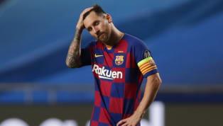 Lionel Messi quiso dejar Barcelona, pero no pudo por ataduras contractuales. No es al primero al que le sucede... 1. Lionel Messi La goleada sufrida ante...
