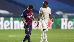 You don't need to pinch yourself. Seriously, that did actually just happen. Barcelona fell to their heaviest European defeat of all time on Friday evening as...
