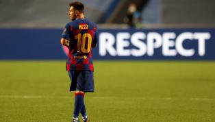 Um Lionel Messi kursieren seit der 2:8-Niederlage des FC Barcelona gegen den FC Bayern allerhand Gerüchte über einen vorzeitigen Abschied. ESPN bringt...