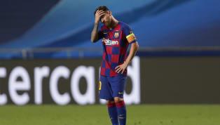 Estaba todo dado para que estos jugadores abandonaran sus equipos, pero la historia tuvo un final sorpresivo... 1. Lionel Messi Messi nunca estuvo tan cerca...