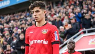 Beim FC Bayern sind Personen wie Uli Hoeneß pessimistisch, was einen Transfer von Kai Havertz in diesem Sommer anbelangt. Doch auch die Konkurrenz scheint...