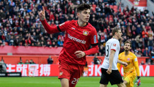 Bayer Leverkusen star Kai Havertz is open to remaining with the club for one more year in order to seal his 'dream' move to Real Madrid. The 21-year-old is...
