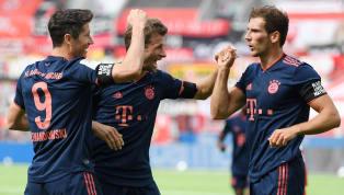Wenn auch der FC Bayern seine Partie gegen Bayer Leverkusen mit einem frühen Gegentor begann, konnte sich das Team von Trainer Hansi Flick zurück kämpfen und...