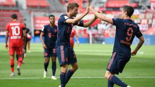 Ein großer Wermutstropfen nach dem heutigen 4:2-Sieg des FC Bayern gegen Bayer Leverkusen ist die Tatsache, dass Thomas Müller und Robert Lewandowski zum...