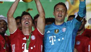 Dua pemain Bayern Munchen, Manuel Neuer dan Robert Lewandowski serta Kevin de Bruyne yang memperkuat Manchester City akan memperebutkan penghargaan UEFA...