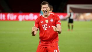 Robert Lewandowski ist die größte Konstante beim FC Bayern. Im DFB-Pokalfinale gegen Bayer Leverkusen (4:2) avancierte der Pole zum Doppel-Torschützen und...