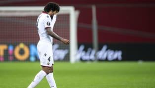 Le défenseur central de l'OGC Nice était sorti blessé, sur civière, lors de la rencontre face à Angers (3-0). Le Brésilien souffre d'une rupture du ligament...