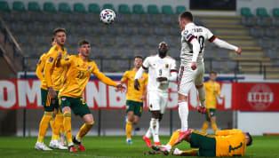Cinq ans après sa cuisante élimination en quarts de finale de l'Euro 2016 (3-1), la Belgique a corrigé le tir en s'imposant sur le même score contre le pays...