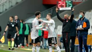 Beşiktaş, Oğuzhan Özyakup'un sağ alt baldır arka adalesinde gerilme ve ödem tespit edildiğini açıkladı. Siyah-beyazlı kulübün konuya ilişkin olarak yaptığı...