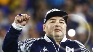 """Diego Armando Maradona rompió el silencio luego de oficializarse la decisión de AFA que le permitió lograr su objetivo con el 'Lobo'. """"Quiero que quede bien..."""