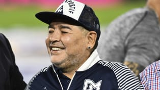 Diego Maradona has asked for the 'Hand of God' to bring an end to the coronavirus pandemic – days after his side Gimnasia escaped relegation because of the...