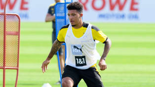 Borussia Dortmund winger Jadon Sancho has boarded the plan for the club's pre-season tour, with Manchester United yet to strike a deal to sign him. Dortmund...