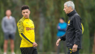 Borussia Dortmund boss Lucien Favre has suggested the speculation surrounding Jadon Sancho's future may have played a role in the forward's slow start to the...