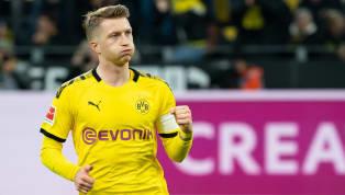 Marco Reus fehlt Borussia Dortmund auf unbestimmte Zeit. Eine Sehnenentzündung im Adduktorenbereich hindert den Mannschaftskapitän daran, wieder mit seinen...