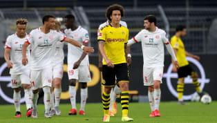 Unerwartete drei Punkte für den FSV Mainz: Die abstiegsbedrohten 05er gewannen am Mittwochabend bei Borussia Dortmund völlig verdient mit 2:0. Der BVB...