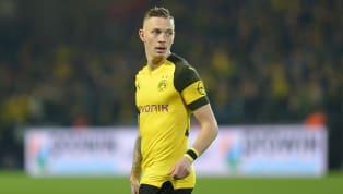 Trotz des Abgangs von Achraf Hakimi scheint Leih-Rückkehrer Marius Wolf beim BVB nicht gefragt zu sein. Der 25-Jährige könnte erneut nach Berlin wechseln -...