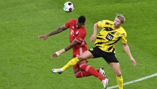Wirbel um Jerome Boateng. Der FC Bayern hat den 32-Jährigen offenbar noch nicht persönlich darüber informiert, dass sein auslaufender Vertrag nicht verlängert...