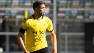 Achraf Hakimi kehrt im Sommer erst einmal zu Real Madrid zurück, so viel ist klar. Auf der Bank sitzen sehen möchte Berater Alejandro Camano seinen Schützling...