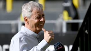 Nach der 0:1-Niederlage gegen den FC Bayern erklärte BVB-Coach Lucien Favre, dass er sich in ein paar Wochen zu Themen wie der Meisterschaft und dem...