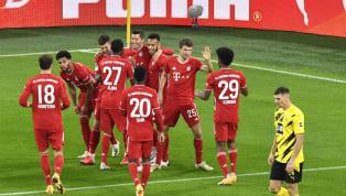 Bayern Munchen mendapatkan kemenangan dengan skor 3-2 atas Borussia Dortmund dalam lanjutan Bundesliga 2020/21. Pertandingan di Signal Iduna Park pada Minggu...
