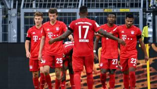 """Der FC Bayern hat einen riesigen Schritt in Richtung Meisterschaft gemacht. Im vorentscheidenden """"Klassiker"""" gegen den BVB reichte ein Traum-Tor von Joshua..."""