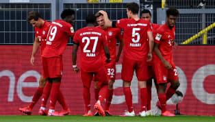 Der FC Bayern ist noch in allen drei Wettbewerben vertreten. Neben dem nationalen Double peilen die Münchner auch den maximalen Erfolg in der Champions League...