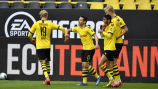 Zwei Monate Pause? Revierderby? Keine Zuschauer? Kein Problem für den BVB, der sich zum Restart der Bundesliga gleich von seiner besten Seite zeigte und den...