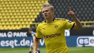 Die Spekulationen um Erling Haaland reißen nicht ab. Das norwegische Sturmjuwel des BVB machte in seinem ersten Revierderby zum Bundesliga-Re-Start da weiter,...