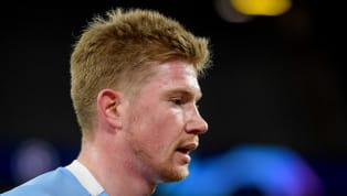 Pep Guardiola has revealed that Kevin De Bruyne's ankle injury 'doesn't look good', after the Belgian midfielder was forced to limp off in Manchester City's...