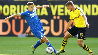 TSG 1899 Hoffenheim AUFSTELLUNG ? Diese Mannschaft schickt Sebastian Hoeneß auf den Rasen ⤵️#TSGBVB pic.twitter.com/OPcFMMVdDr — TSG Hoffenheim...
