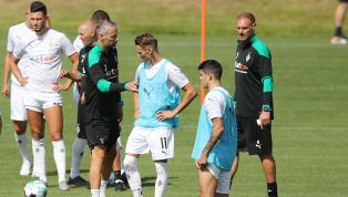 Auch Borussia Mönchengladbach hat den Trainingsbetrieb wieder aufgenommen und Trainer Marco Rose arbeitet bereits akribisch an der Form für die kommende,...
