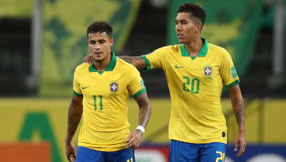 "Liverpool striker Roberto Firmino has labelled former teammate Philippe Coutinho ""phenomenal"" after the Brazilian inspired his country to a 5-0 win over..."