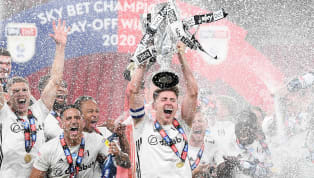 Joe Bryan scored twice in extra-time as Fulham overcame Brentford 2-1 at Wembley to earn promotion back into the Premier League. The Cottagers started the...