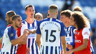 Auteur du but victorieux de Brighton à la toute fin du temps additionnel, samedi, le buteur français Neal Maupay a crucifié les Gunners (2-1). Plongeant un...