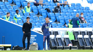 Arsenal manager Mikel Arteta blamed his side's Premier League defeat on an inability to 'put the game to bed' as Brighton's Neal Maupay ended an action-filled...