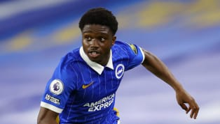 After completing his move to Brighton in January, Tariq Lamptey described it as a 'really tough decision' to leave Chelsea. After all, he had joined the Blues...