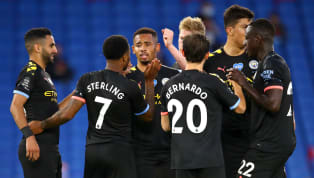 tory Manchester City put their away day troubles behind them with a comprehensive 5-0 win over Brighton at the Amex Stadium. Pep Guardiola's side had lost...